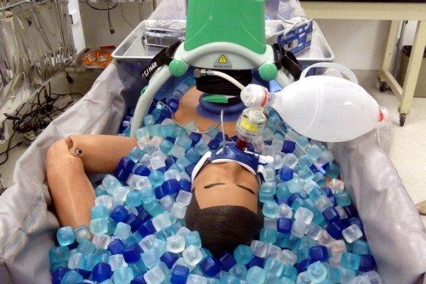 Cryonics Stabilization Equipment