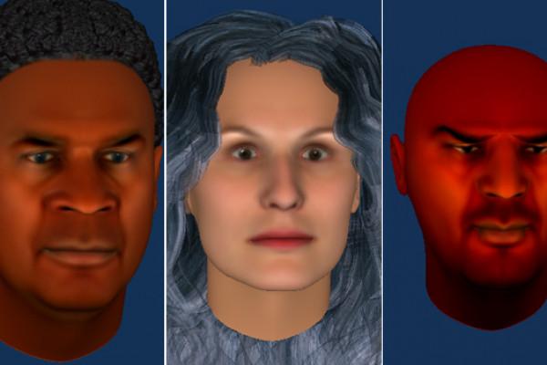 Avatars created by schizophrenia sufferers