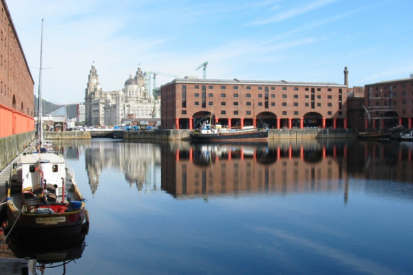 Albert Dock, Liverpool Waterfront