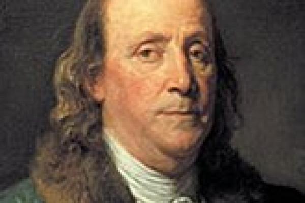 Benjamin Franklin by Jean-Baptiste Greuze