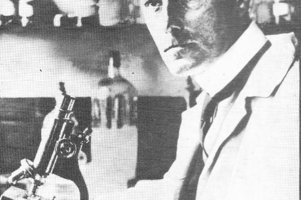 Eminent pathologist, Sir Bernard Spilsbury