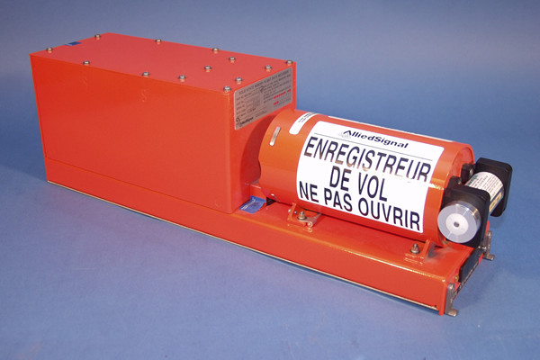 Aircraft flight Data Recorder or Black Box