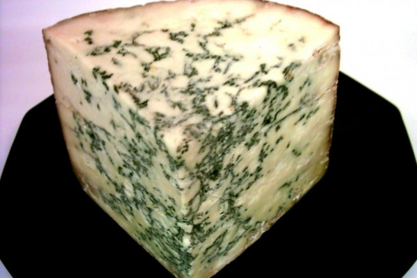 A slice of stilton