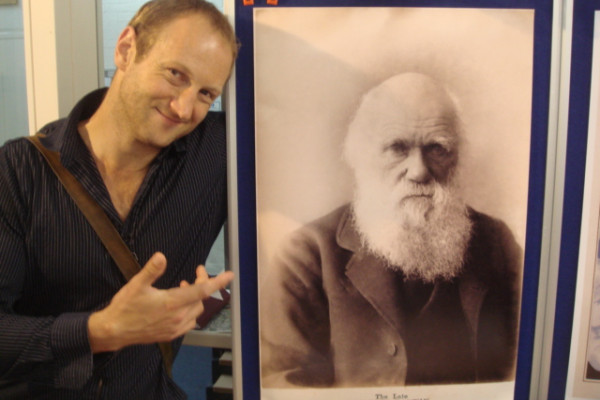Baba Brinkman & Charles Darwin