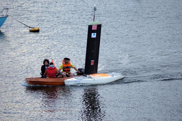 World Robotic Sailing Championships 2012