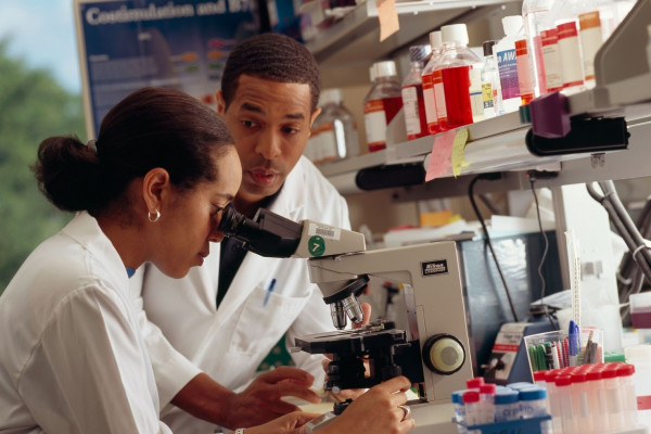 How can we ensure that minority backgrounds are fairly represented in science?