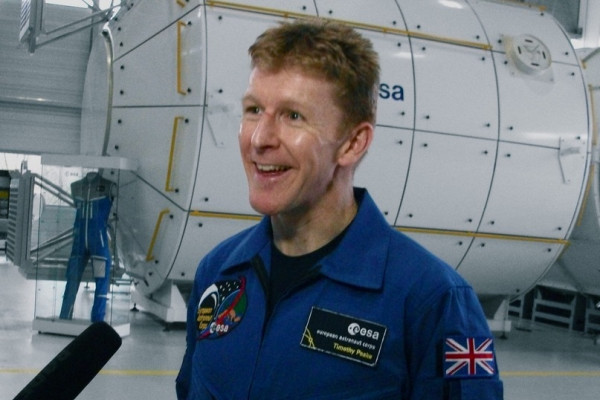 ESA Astronaut Tim Peake