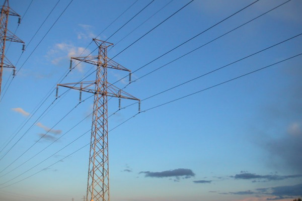 Electric transmission lines in Sweden