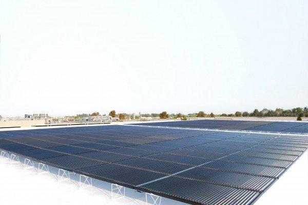 Solyndra Solar Cells