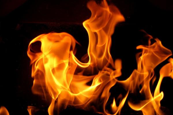 Fire by Soreen D