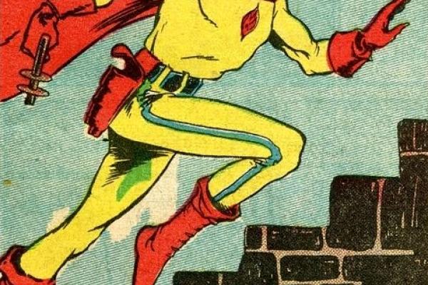 The Flame - Superhero