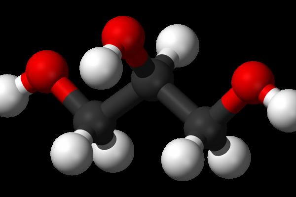 Glycerol - A cryoprotectant molecule