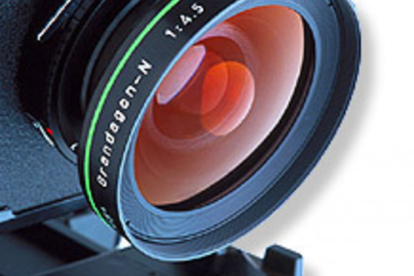 A large format photographic lens