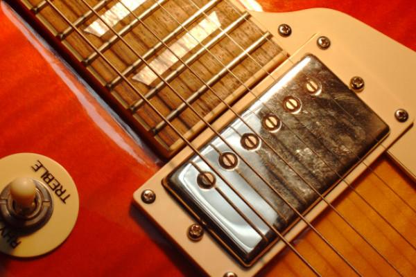 Gibson Les Paul Standard, Detail