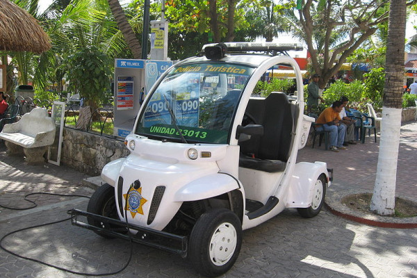 NEV_electric_car