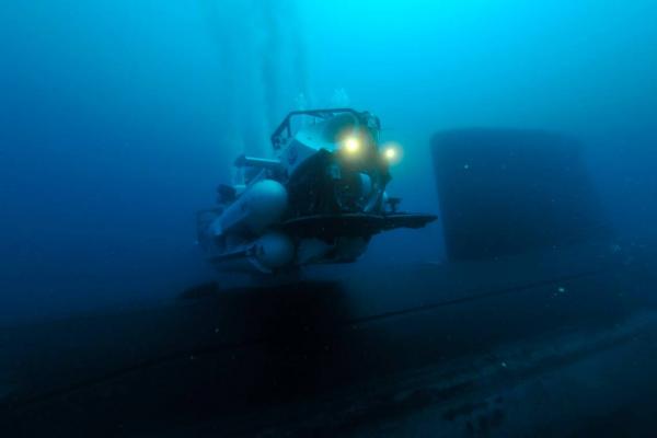 The NATO Submarine Rescue System Sub.