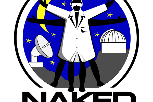 Naked Astronomy - Thrusting Space Science into the Audio Dimension