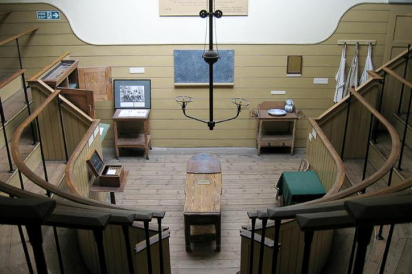 Herb Garret Old Operating Theatre