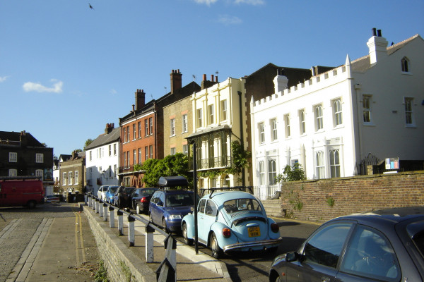 Isleworth, in London - an unlikely site for Roman remains