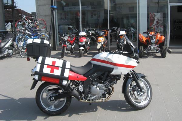 Emergency Medical Service bicycle
