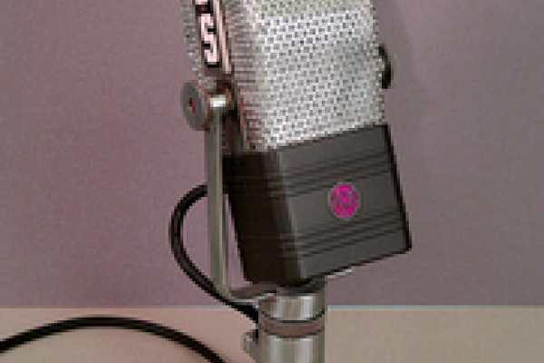 RCA 44 Ribbon Microphone