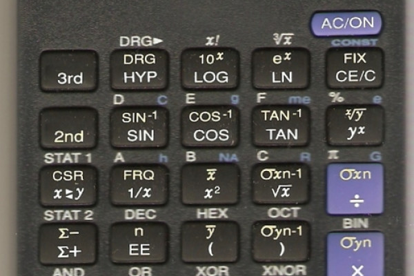solar-powered calculator - ti-36x