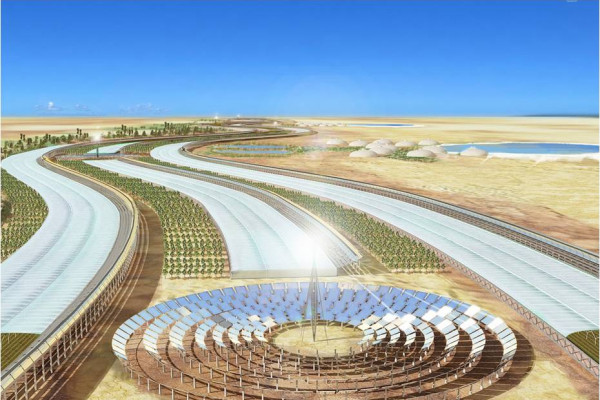 The Sahara Forest Project AS