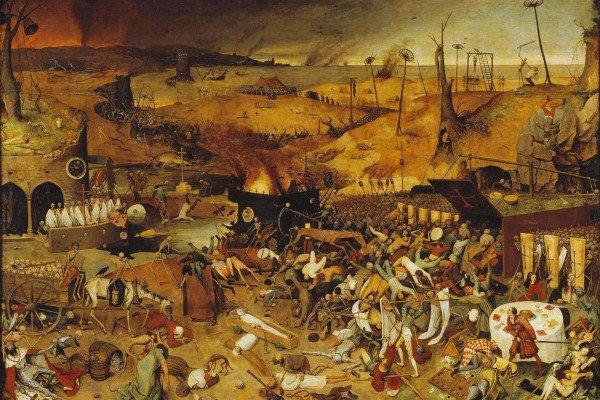 'The Triumph of Death' by Pieter Bruegel the Elder.