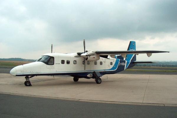Dornier Do 228-200 twin-turboprop aircraft