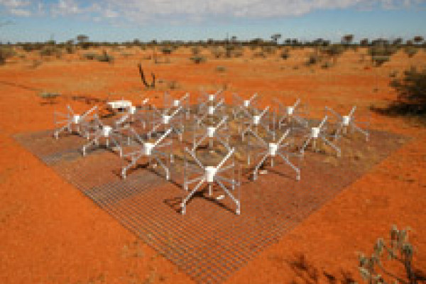 The Murchison Widefield Array is one of the precursors to the SKA