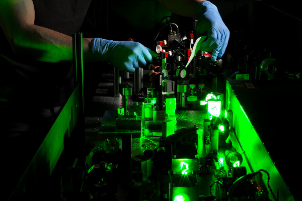 Using lasers to measure energy fluctuations of Thorium-229 nuclei could pave the way for hyper-accurate nuclear clocks.
