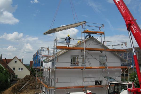 construction building site