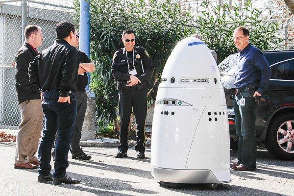 The K5 Robo-Cop