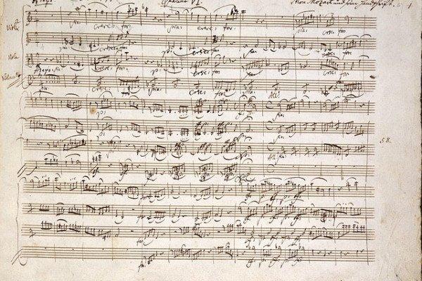 Mozart Quartet in C