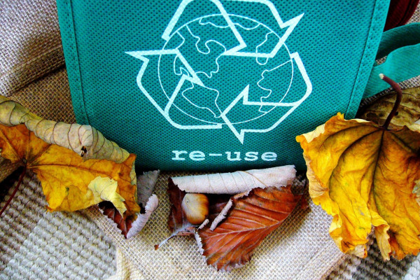 Since resources on the Earth are limited, recycling helps us to reduce the quantities of plastic waste disposal.