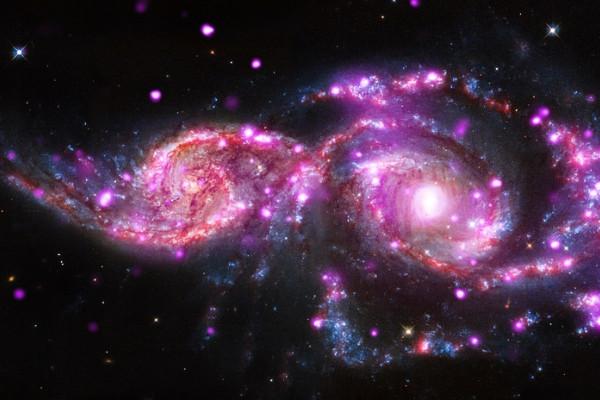 Spiralling Stars