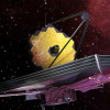 Artist's impression of the James Webb Telescope