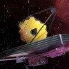 Artist's impression of the James Webb Telescope