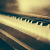 this is a picture of a piano keyboard