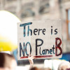 There is no planet B - climate change march slogan