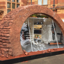 The Mars Show Home