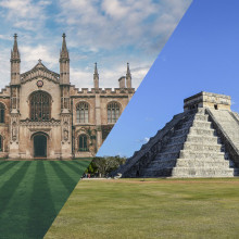 The University of Cambridge and Chichen Itza