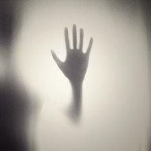 Creepy hand