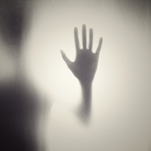 Spooky hand