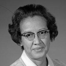 Katherine Johnson mathematician