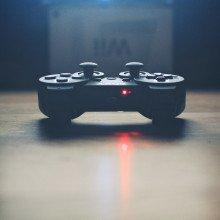 A ps4 controller
