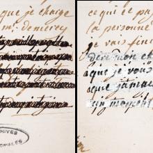 Marie Antoinette love letters