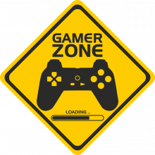 A sign saying Gamerzone
