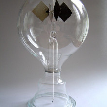 A Crooke's solar radiometer