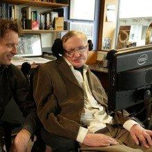 Professor Hertog and Professor Hawking